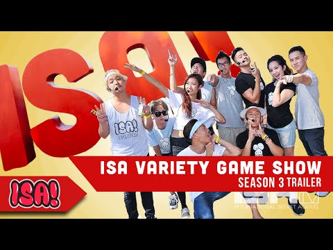 Asian American Variety Game Show! - ISA Variety G