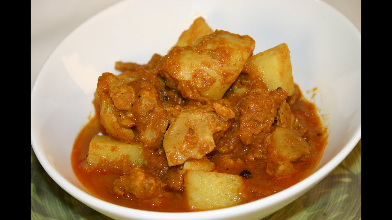 Chicken Vindaloo Recipe — Dishmaps