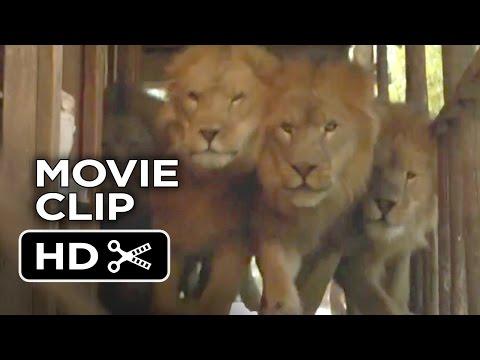Roar Movie CLIP - Motorcycle (2015) - Melanie Griffith Movie HD