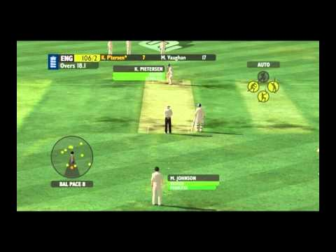 England Vs Australia 1st Test - Ashes Cricket 2009 - Part 5