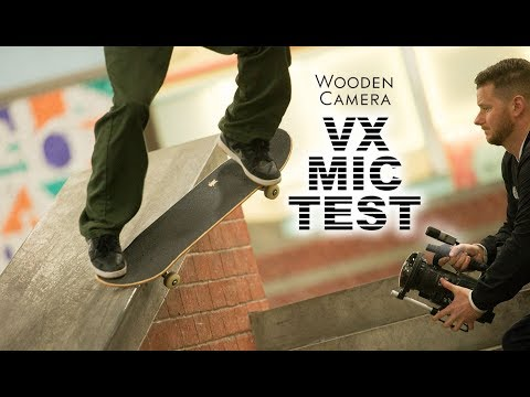 Wooden Camera VX Microphone Test