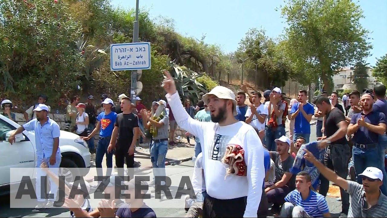 Tensions remain high over al-Aqsa standoff