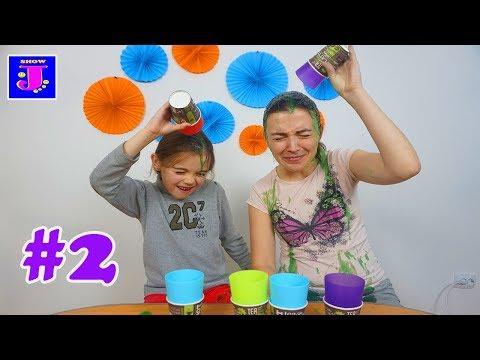 CUP Challenge cu SLIME | Tine-te Bine MAMICO!