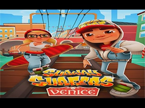 Subway Surfers World Tour: Venice  Gameplay [HD]