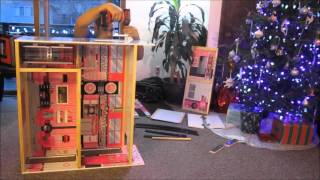 01. KidsKraft Sparkle Mansion Dollhouse Unboxing and Build EASY WAY