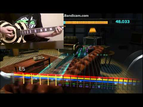 Rocksmith Custom - Crazy Train(Combo2) - Mastered - 84%