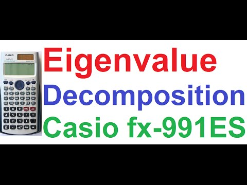 how to find determinant of 3x3 matrix using scientific calculator