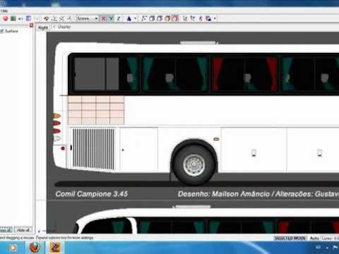 como crear un bus parte 1