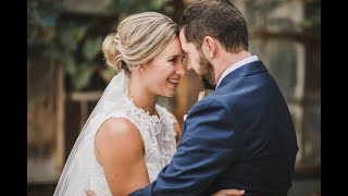 Alison & Micah - A Classsic Strongwater Wedding
