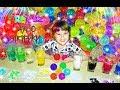 ЧуДо ШаРиКИ ОРБИЗ:))) Как Растут Orbeez??? 12 Цветов НеВеРоЯтНо КРАСИВО!!!