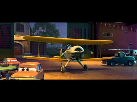 Planes: Fire & Rescue - Official Trailer #3 2014 - Regal Movies [HD]