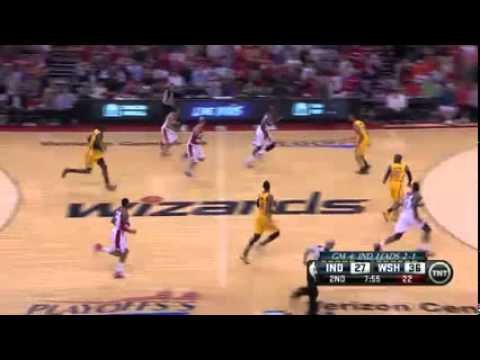 Indiana Pacers vs Washington Wizards games 4 & highlights NBA playoffs 2014 HD
