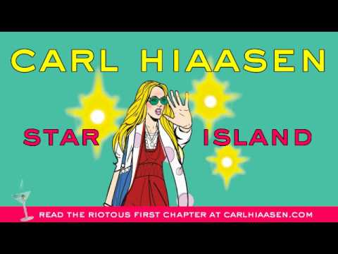 Star Island by Carl Hiaasen (book trailer) 