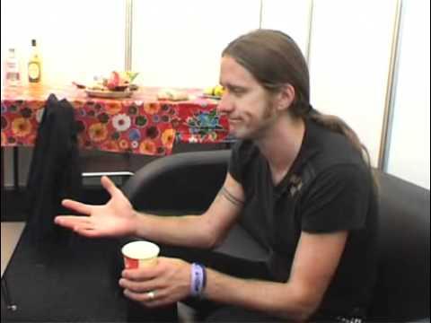 Opeth 2006 interview - Peter Lindgren (part 3)