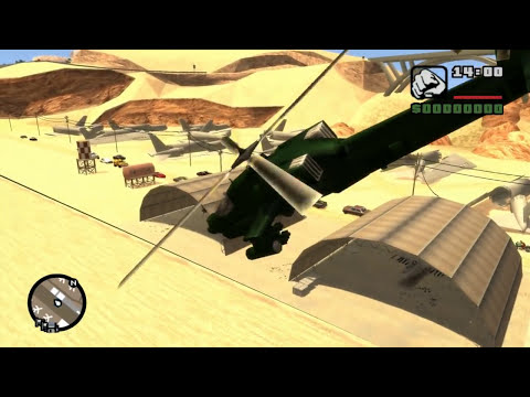 Grand Theft Auto IV - San Andreas Beta ³ ' Exclusive Gameplay 10 (Final Release Video) HD