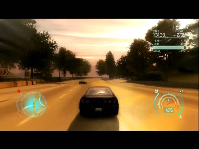 Road to bugatti veyron Need for speed undercover