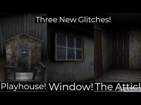 Granny [Update] 3 New Glitches!
