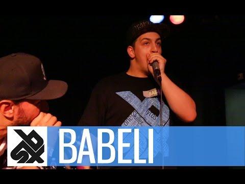 Babeli (ger) |  Saint Legends Beatbox Battle  |  Seeding Round video