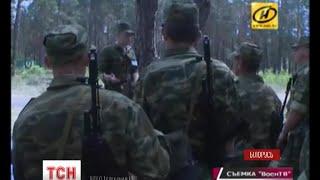 Білорусь почала військові навчання на кордоні з Україною - (видео)