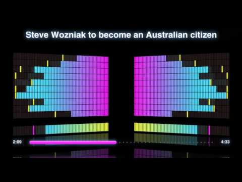 Apple founder Steve Wozniak to become Australian citizen