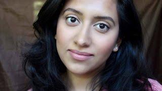 Everyday Natural Makeup | Perfect for Brown/Medium/Tan/Indian/Bengali Skintone NC 42 | JuiDhar
