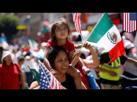 U.S.-Mexico immigration: More Mexicans are leaving the U.S. than immigrating there - TomoNews