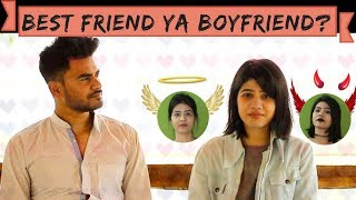 Girl Propose to her Best Friend ? | Anshu Jain ( Ft. Raahii Films )