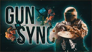 Rainbow Six: Siege - Gun Sync | Shooting Stars (Lord Tachanka Edition)
