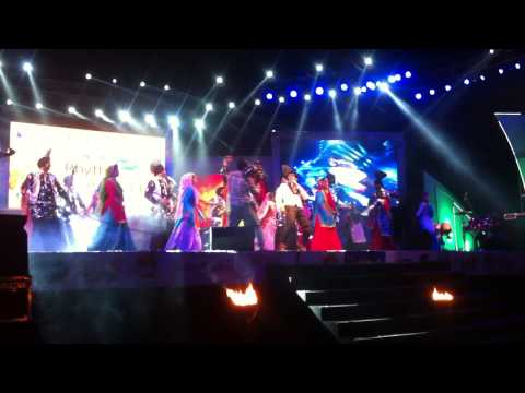 Ashok Masties Live Performance-Afeem-Rhythm By Mika For His...