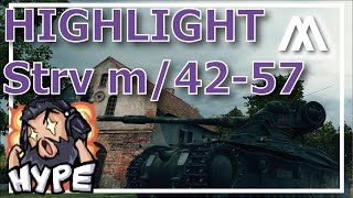 ^^| Strv m/42-57 Alt A.2 Stream Highlight