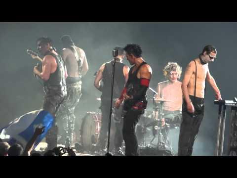 Rammstein Mann Gegen Mann Live Montreal 2012 HD 1080P