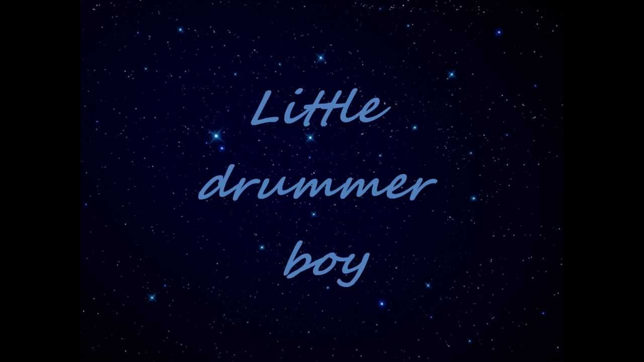 Pentatonix little drummer boy lyric youtube
