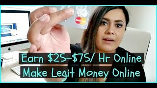 How To Make Quick & Easy Money Online - How To Make Money Online Fast 2017 & 2018