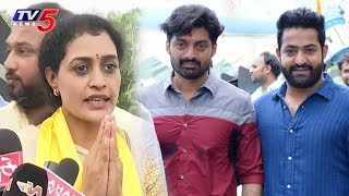 సుహాసినికి మద్దతుగా ఎన్టీఆర్, కళ్యాణ్ రామ్..! | Nandamuri Suhasini Face To Face