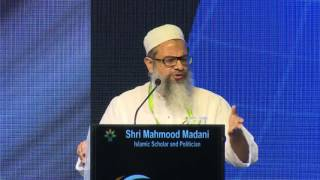 Mahmood Madani at India Ideas Conclave 2016  from India Foundation