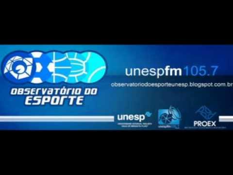 188 - Observatório do Esporte - Unesp FM - 25/07/15
