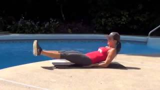 reduce Belly Fat Within 14 Days For Women Top Ab Workouts   No Equipment Needed17