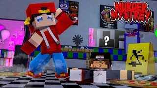 Minecraft MURDER MYSTERY - WHO KILLED JACK?!!