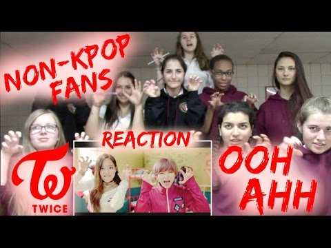 download lagu Non-Kpop Fans TWICE - Ooh Ahh Reaction C gratis
