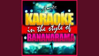 Nathan Jones In The Style Of Bananarama Karaoke Version