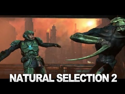 Natural Selection 2 Release Commentary