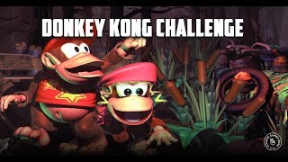Donkey Kong Team Challenge - Fitness and movement game