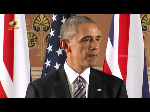 Barack Obama calls on British people not to leave European Union | Mango News