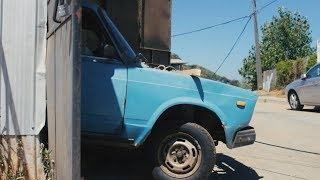 Lada restoration - Chapter 1:  Denial, anger, and acceptance