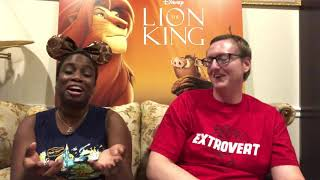 Lion King (2019) movie review (spoilers?)