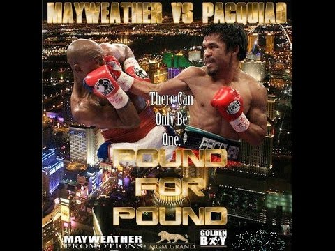 Floyd Mayweather vs Manny Pacquiao Signed ?!?! Official Announcement ??
