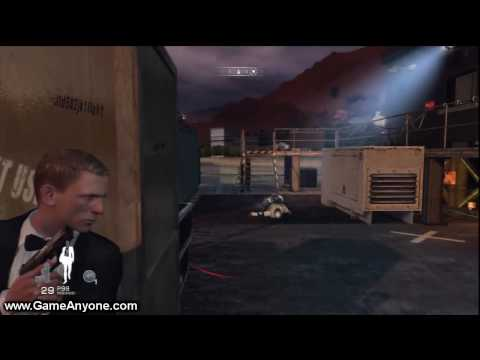 Let's Play: 007 Quantum of Solace (PS3)[HD] - Part 5