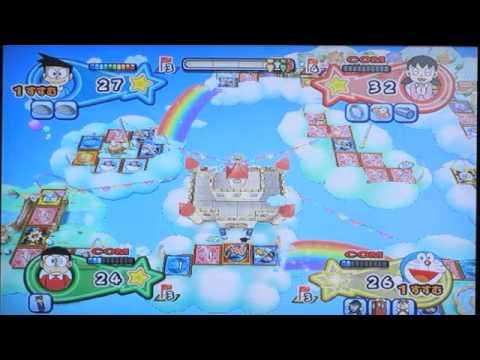 Doraemon Wii: Himitsu Douguou Ketteisen! Commentary Cloud Kingdom Part4 thumbnail