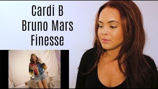 "Download Lagu Bruno Mars - Finesse (Remix) [Feat. Cardi B] [Official Video] ""Reaction Video"" Gratis STAFABAND"