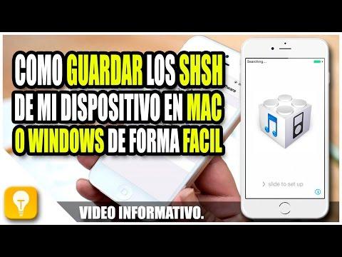 Como guardar los shsh en iOS 10. iOS 9   TinyUmbrella iOS 10